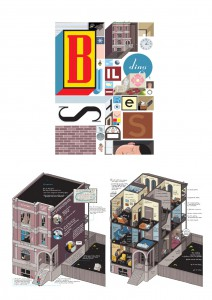 Chris Ware, Building Stories, 2012.