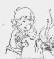 """Fig.12.a.  La petite enfance : un sexe indécidable. """"You're sure now of success..."""". Publicité pour Certo Pectin (détail), v.1926. Source : J. Walter Thompson Company. 35mm Microfilm Proofs, 1906-1960 and undated. Reel 25."""