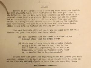 "Notice"", Newsbulletin 69/70 , 7-14 octobre 1918, p.7."