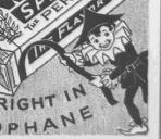 """Fig.7aL'espièglerie enfantine détournée. Version masculine. """"That flagrant flavor of fresh spearmint!"""" Publicité pour Hathaway. Source inconnue, non datée, vers 1931. Source : J. Walter Thompson Company. 35mm Microfilm Proofs, 1906-1960 and undated. Reel 40."""